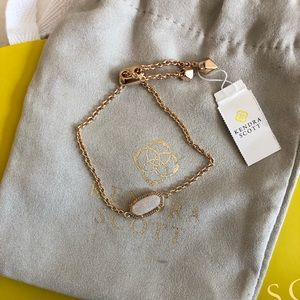 Kendra Scott rose gold bracelet (BRAND NEW)
